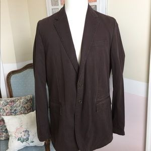 Men's Woven Blazer by Tommy Hilfiger (XL)